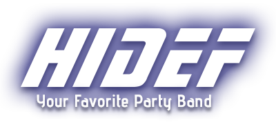 HI DEF - Your Favorite Party Band